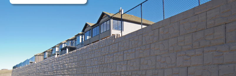 Header Image MagnumStone Retaining Wall
